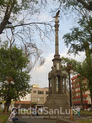 Jardin De San Juan De Dios San Luis Potosi
